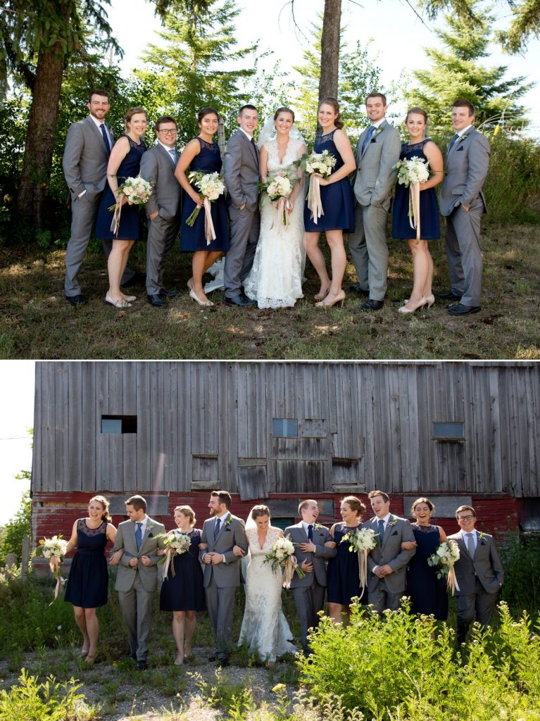 Hauser Hall Wedding