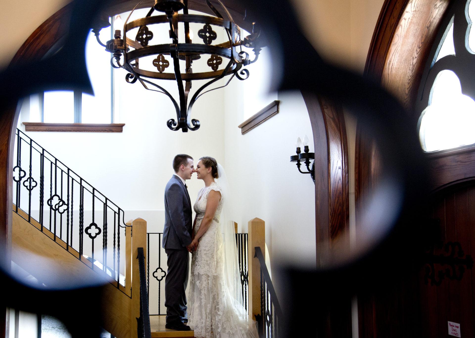 Hauser Hall Wedding