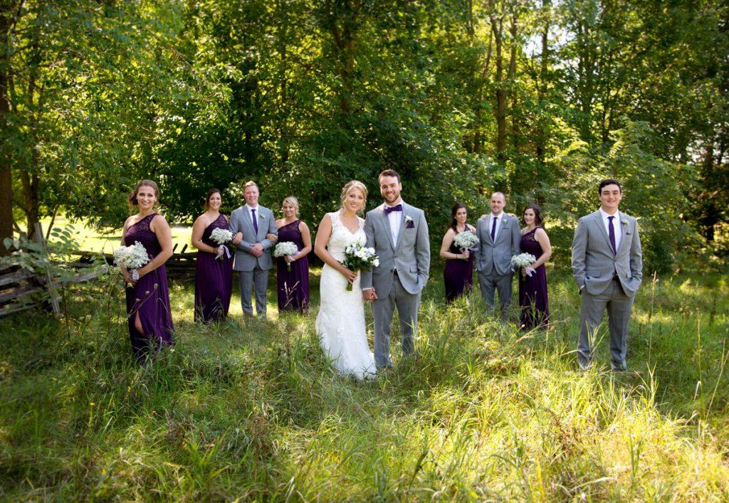 Guelph Arboretum Wedding