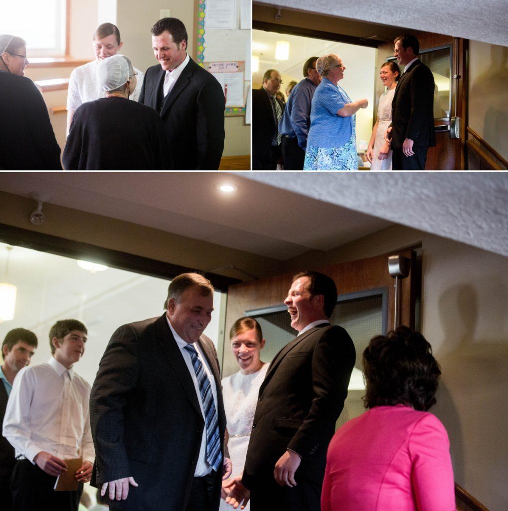 Woolwich Wedding