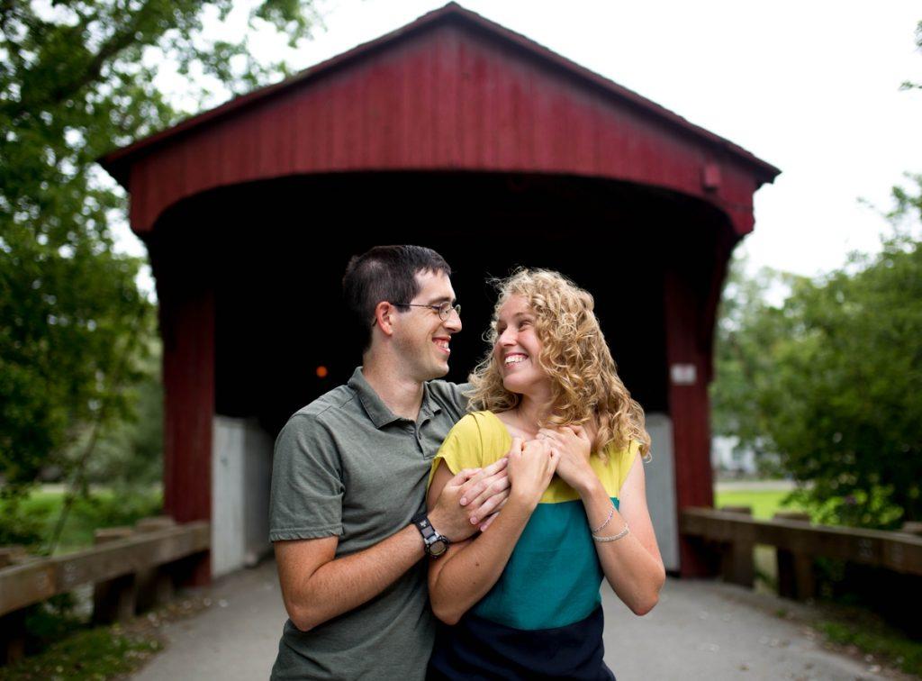Kissing Bridge