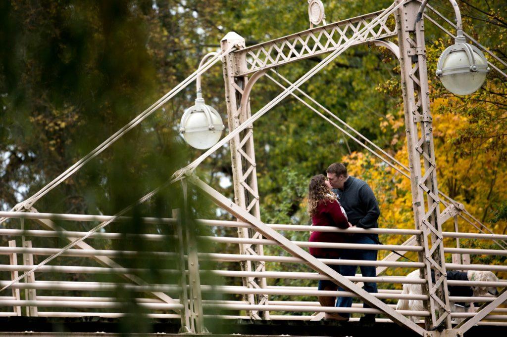 Victoria Park Engagement