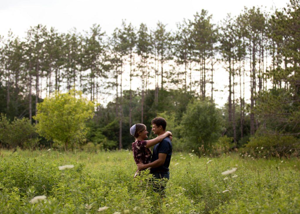 Mennonite Engagement