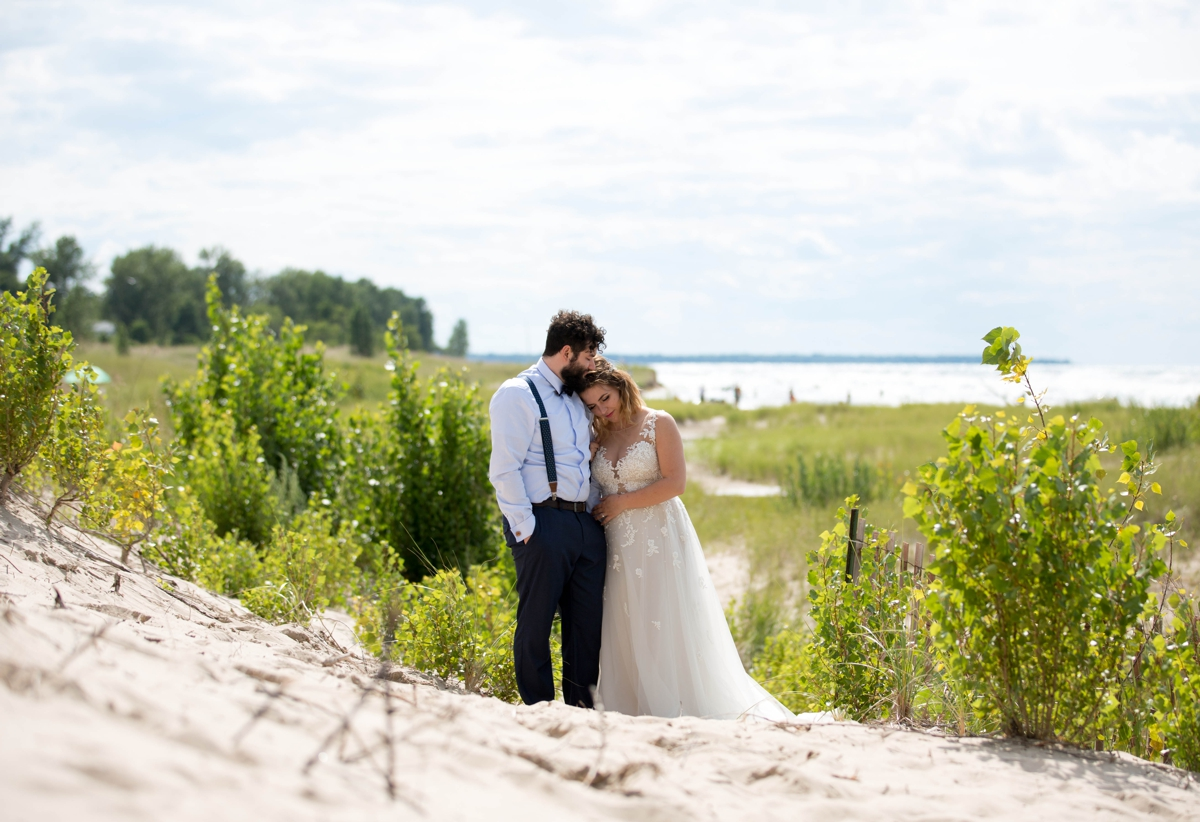 Grand Bend Wedding