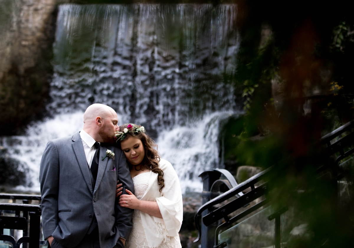 Ancaster Mill Wedding