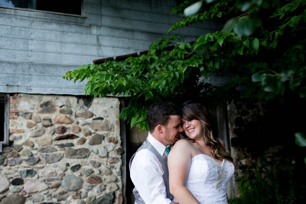 Grey Silo Golf Course Wedding
