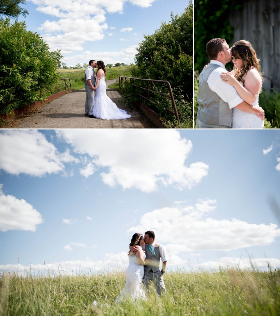 Grey Silo Golf Course Wedding Photographer: Devan & Nicole