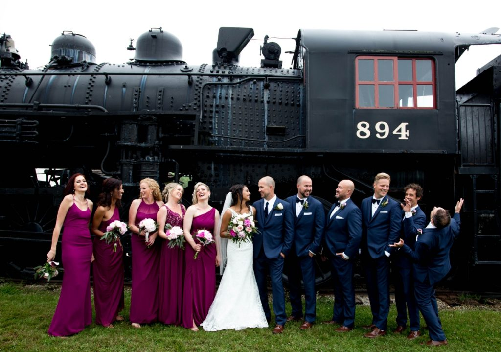 Waterloo Regional Museum Wedding