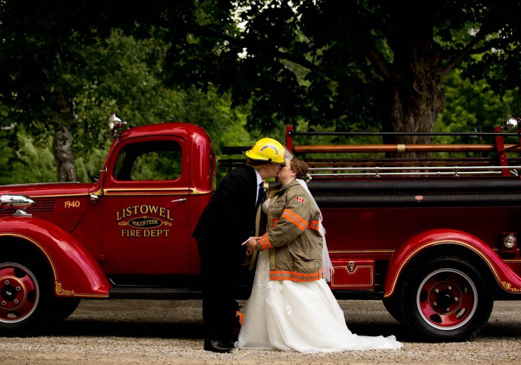 Listowel Wedding