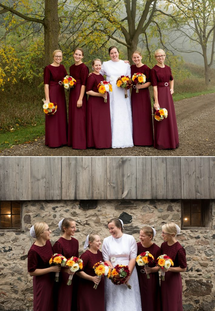 Mennonite Wedding