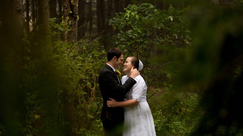 Mennonite Wedding